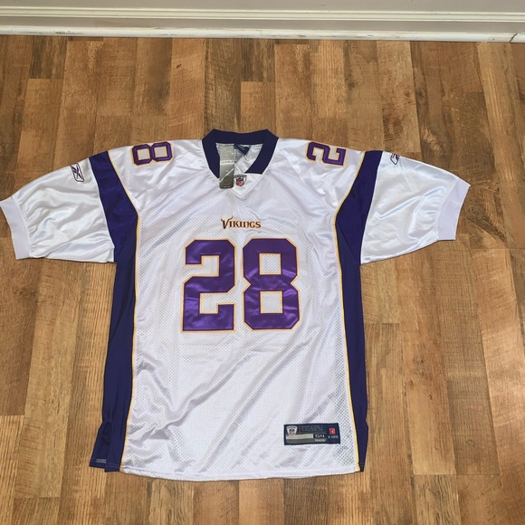 Stitched Adrian Peterson Minnesota Vikings jersey